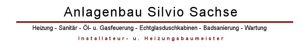 Heizung u. Sanitär Silvio Sachse